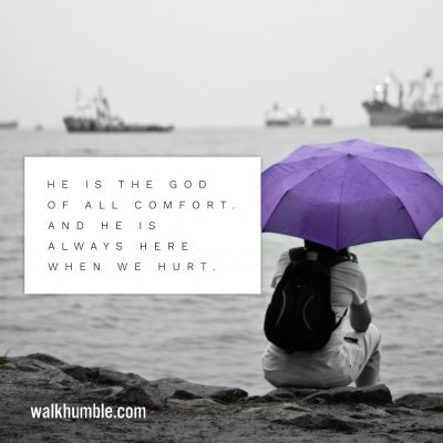 God of All Comfort